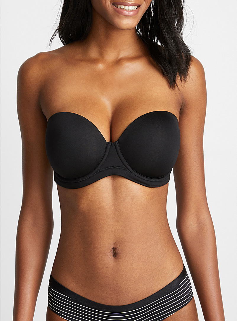 Convertible full coverage bra
