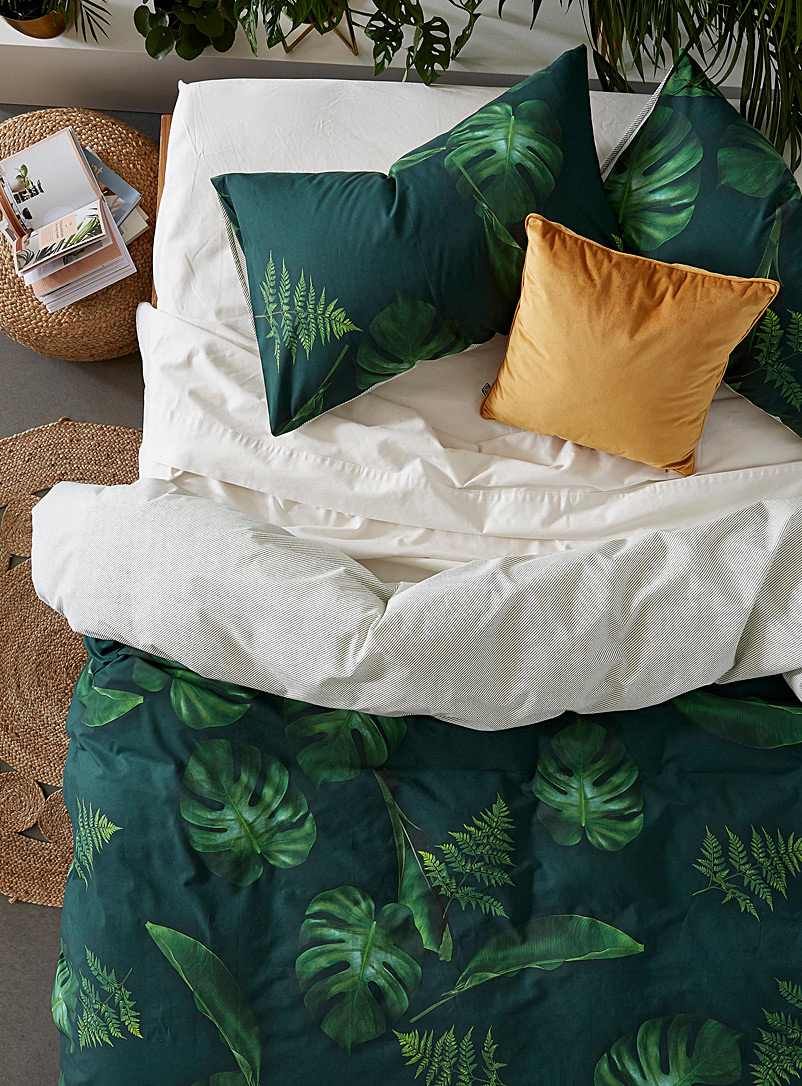Snurk Assorted Exotic flora duvet cover set