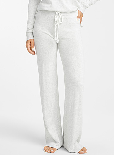 Heather grey pant