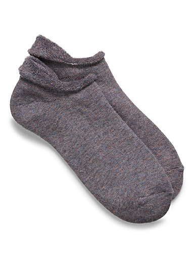 Padded ped socks <br>Set of 2