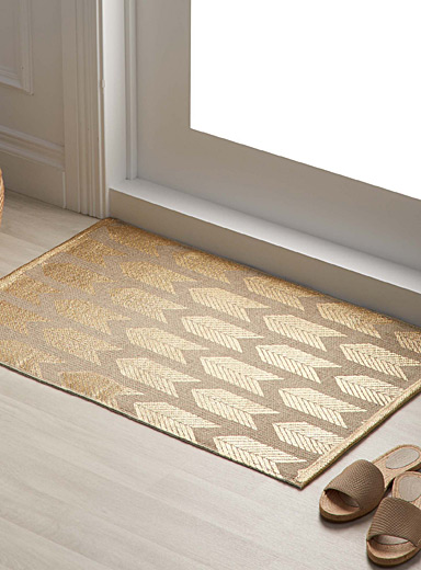 Golden arrow rug  60 x 90 cm