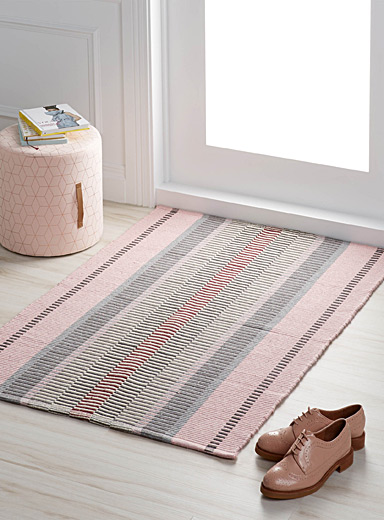 Le tapis rayures modernes <br>90 x 130 cm