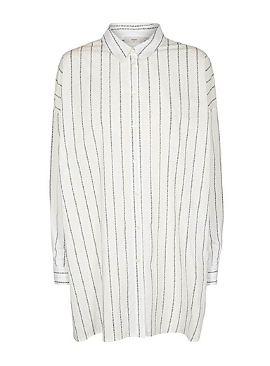 Yelluna long striped shirt