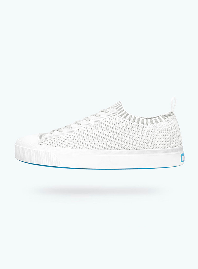 Native Shoes White Jefferson 2.0 knit sneakers  Women for women