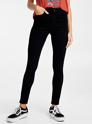 1981 black high-rise skinny jean