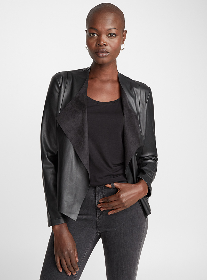 faux-leather-open-jacket