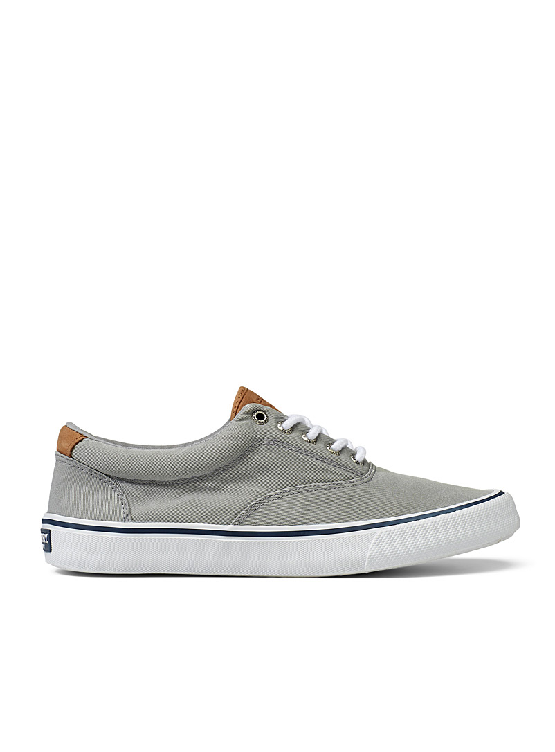 Sperry Top Sider Grey Striper II CVO sneakers  Men for men