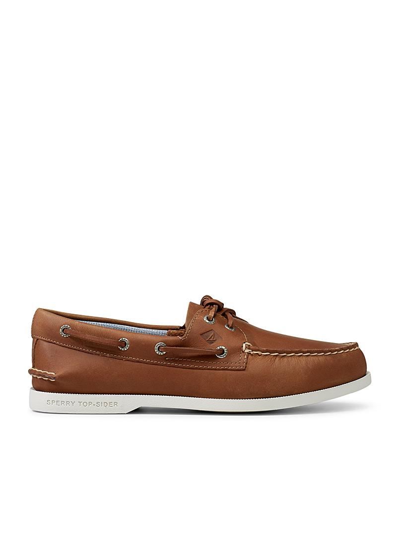 Sperry Top Sider Fawn Original boat shoes for men