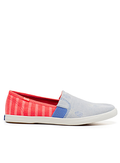 Le slip-on Chillax blocs de couleur