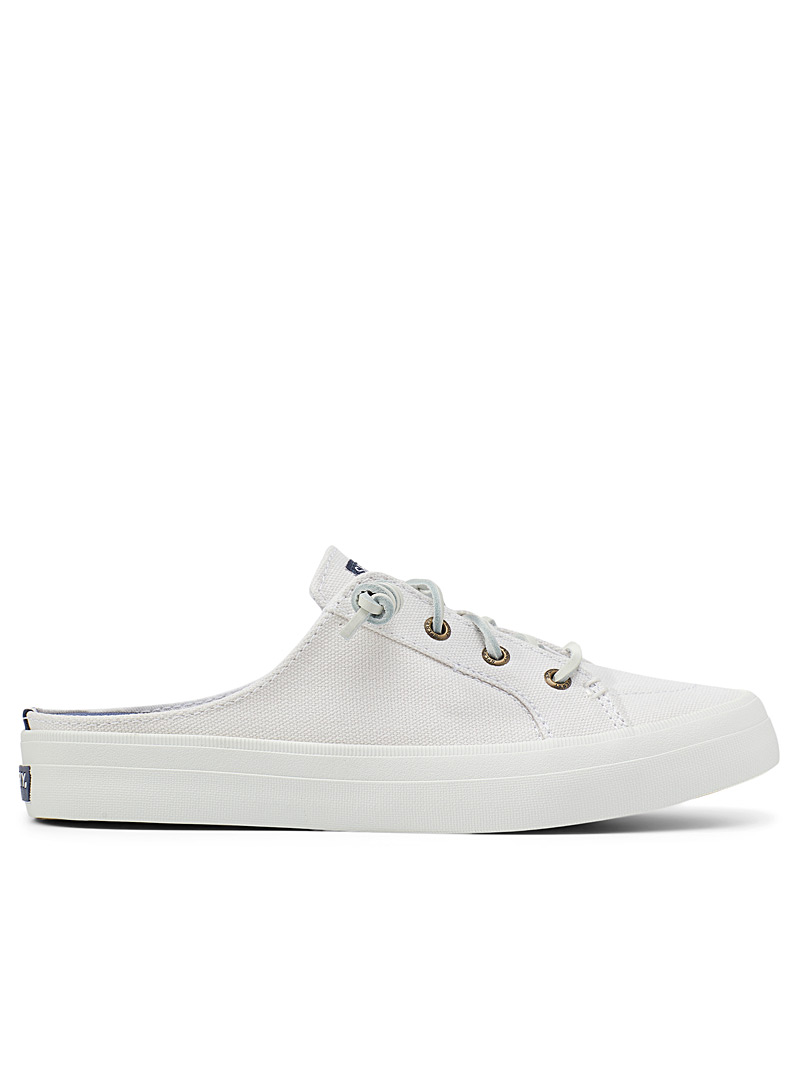Sperry Top Sider White Crest Vibe mule sneakers Women for women
