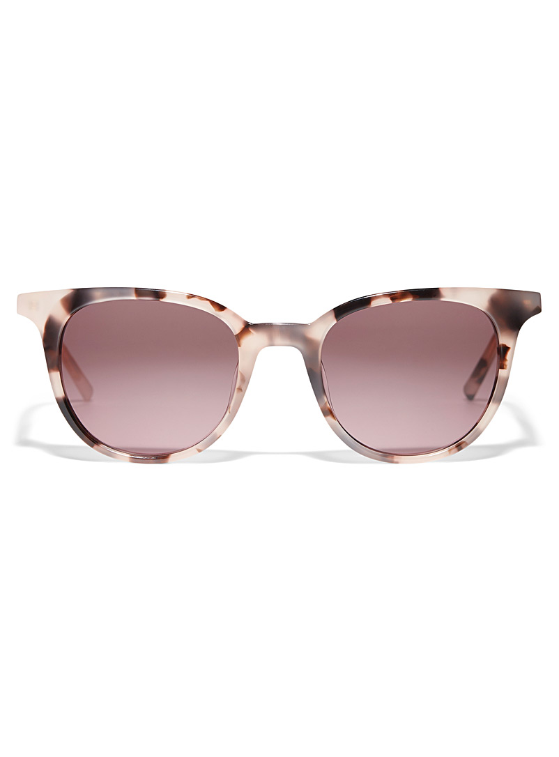 DKNY Assorted Asymmetric round sunglasses for women