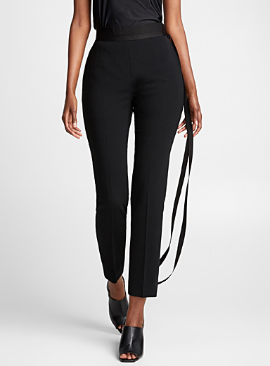 Adam ribbon-waist pant