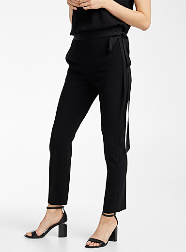 UNTTLD Black Adam pant for women