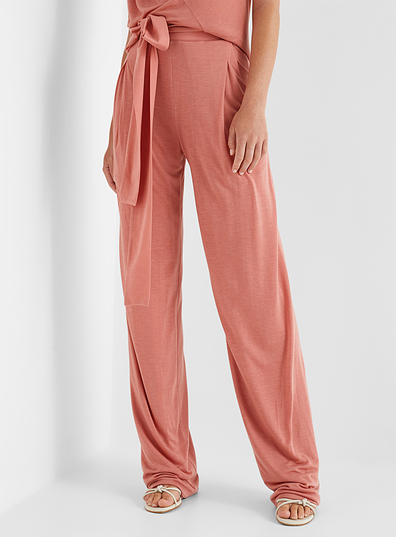 UNTTLD Sand Marius lounge pant for women