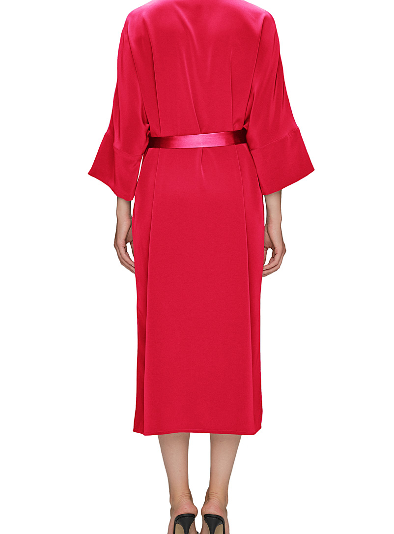 UNTTLD Red Tunic dress for women