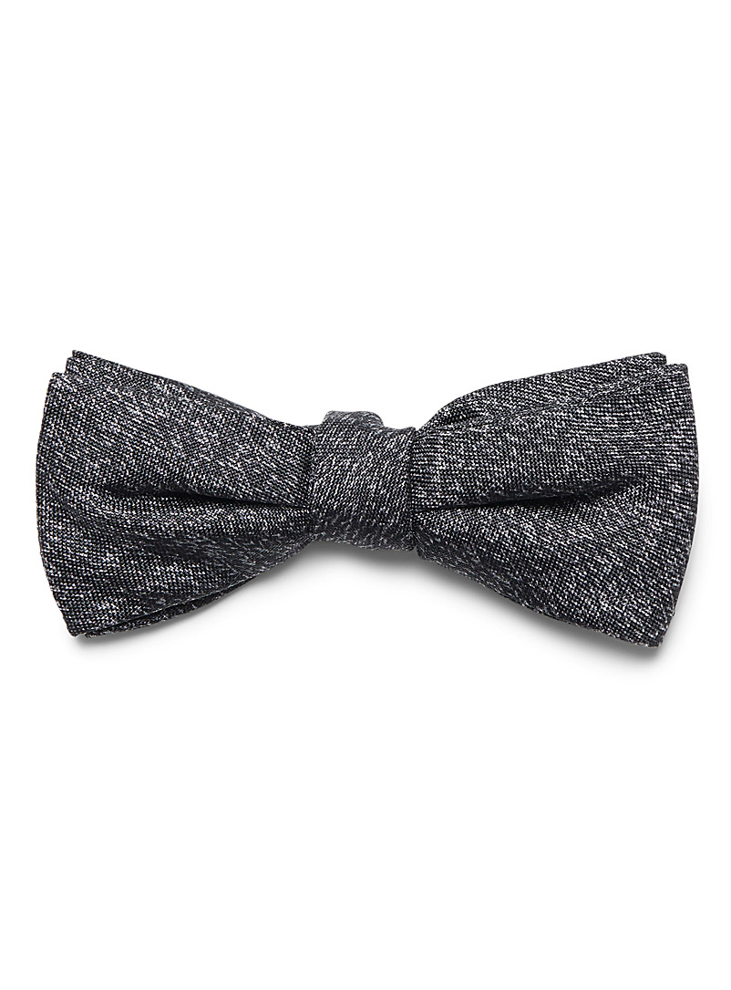 Heather bow tie