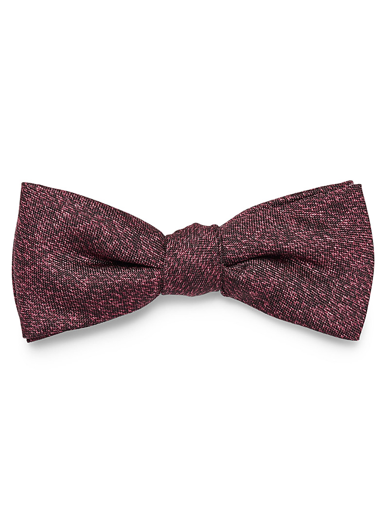 Heather bow tie - Bow Ties - Ruby Red