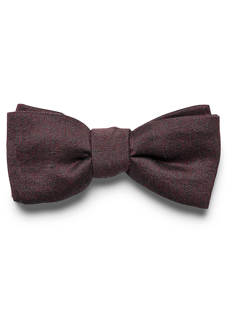 Solid bow tie - Bow Ties - Ruby Red