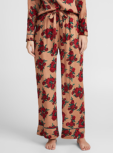Roberta rose bouquet pant