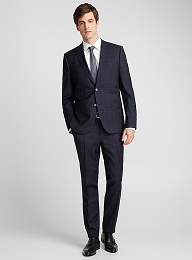 Astian Hets check suit