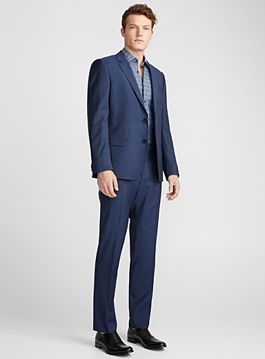 Topstitched Huge suit