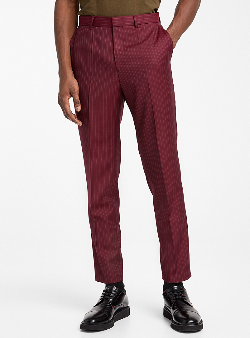 HUGO Ruby Red German pant for men