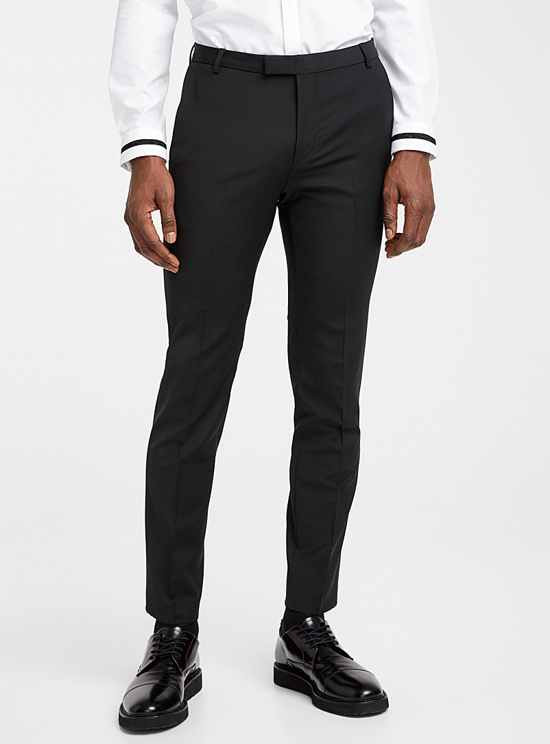 HUGO Black Hesten pant for men