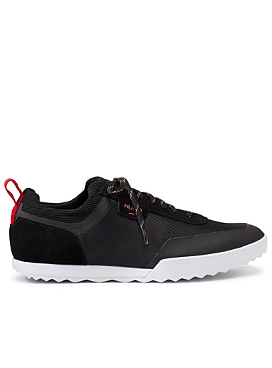Le sneaker filet techno  Homme