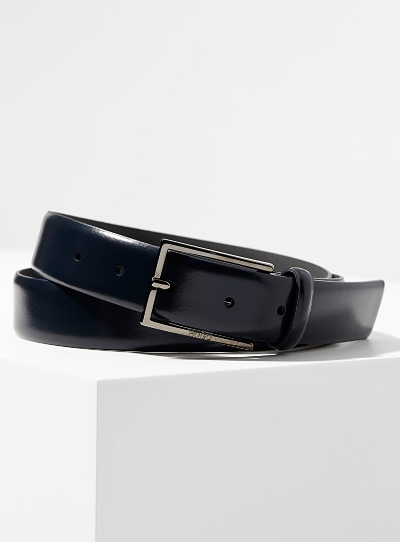 navy-polished-leather-belt