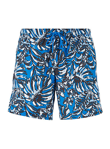 Le maillot short jungle acrylique