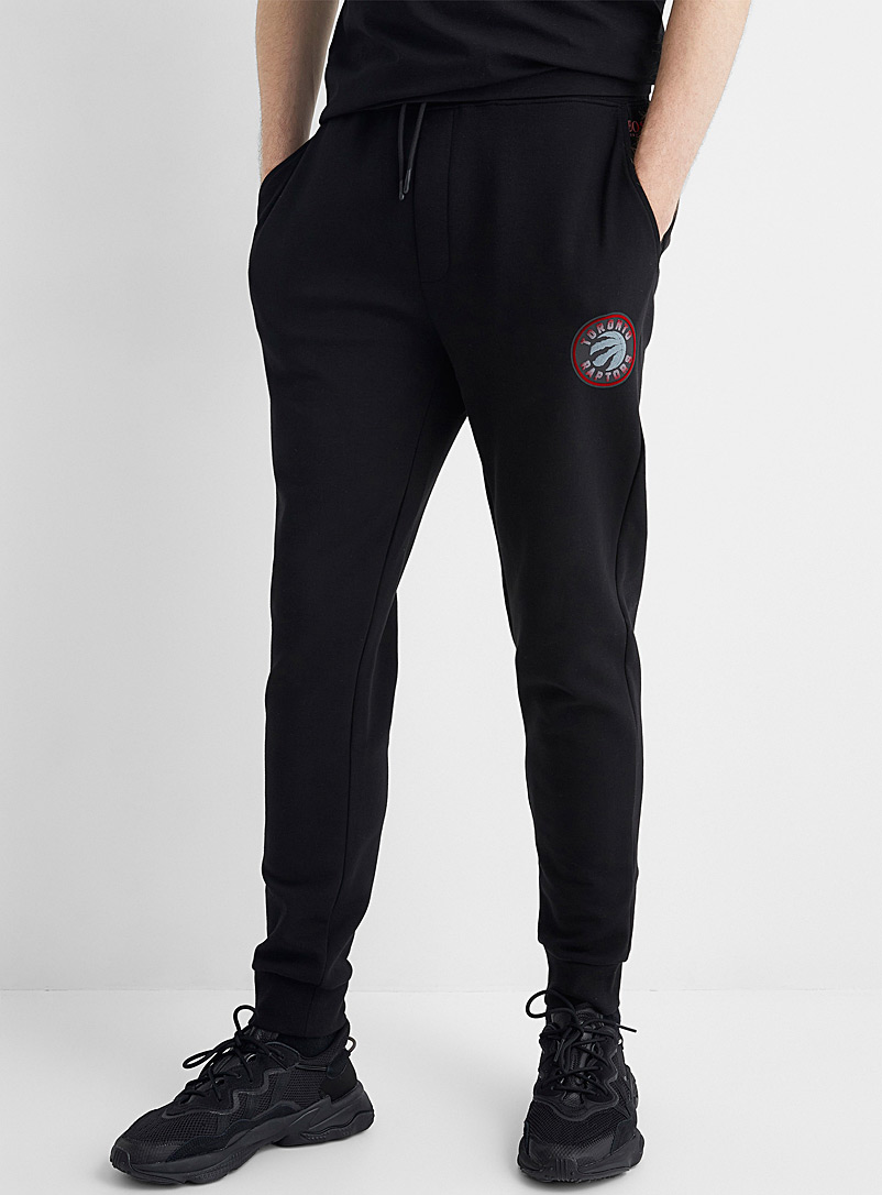 BOSS Black NBA sweatpant for men