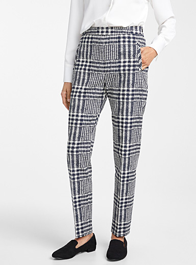 Hanette houndstooth pant