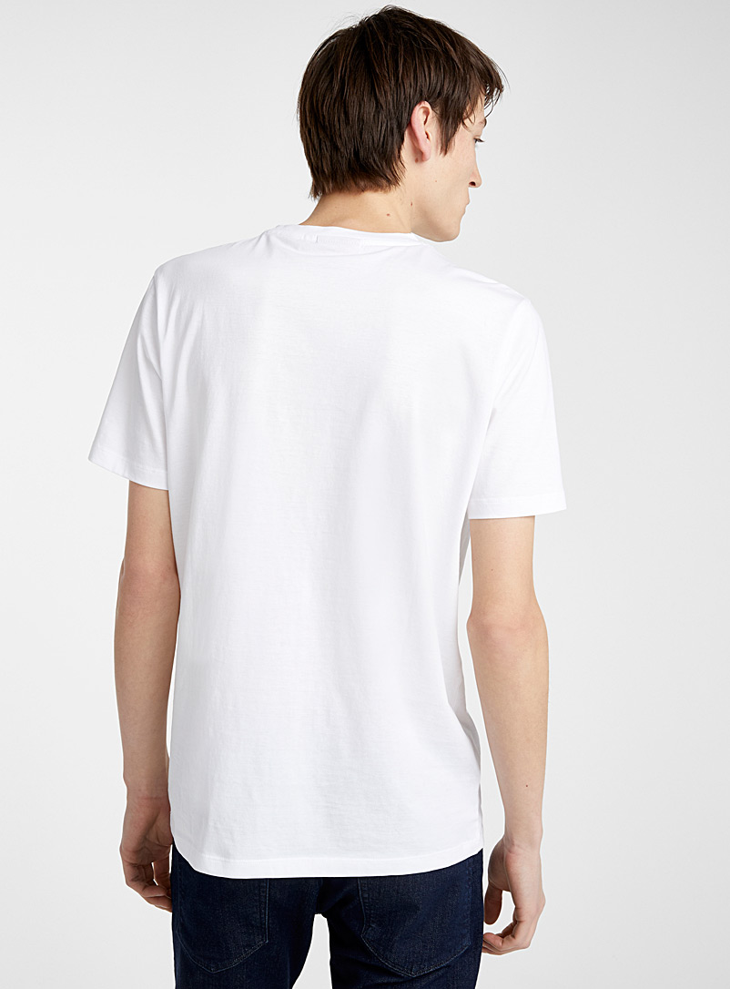 Doro tee - Hugo Boss - White