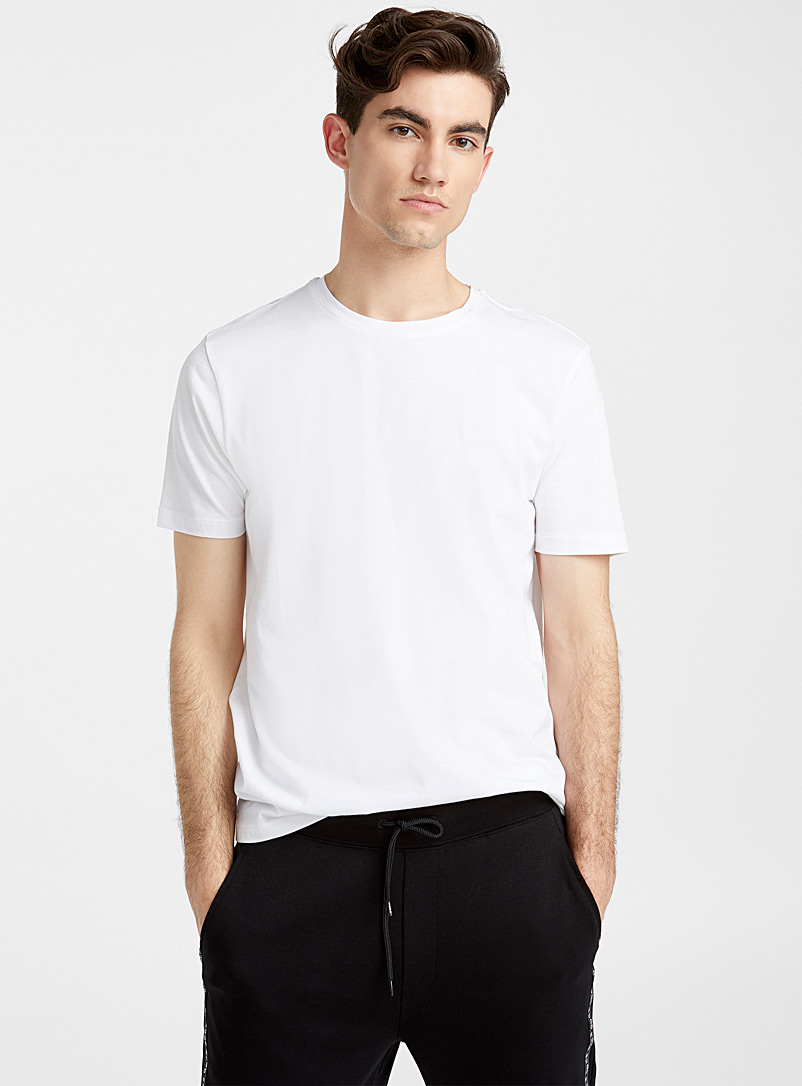 Dero T-shirt - Hugo Boss - White