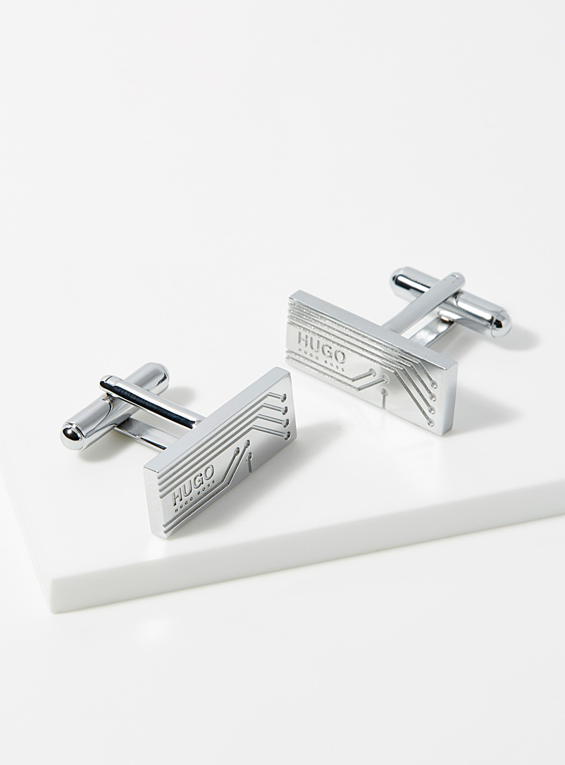 electronic-circuit-cufflinks