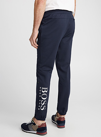 Sporty techno joggers