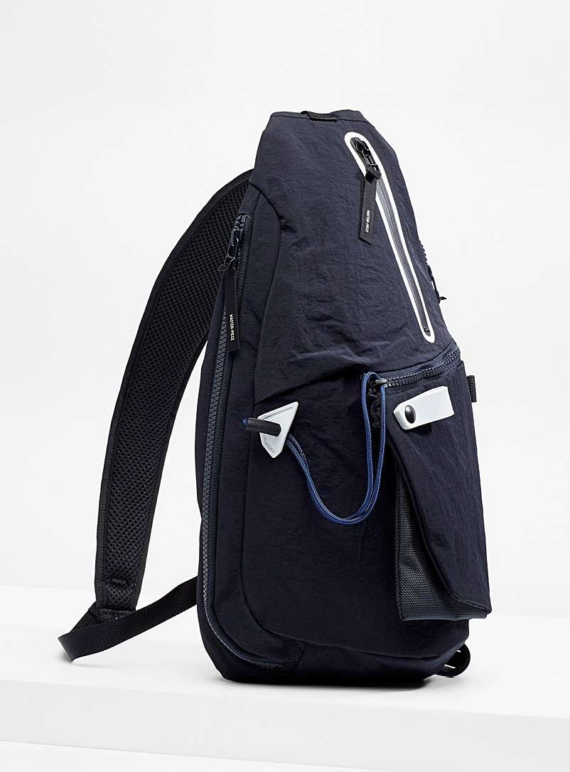 Single strap backpack - Shoulder bags - Marine Blue