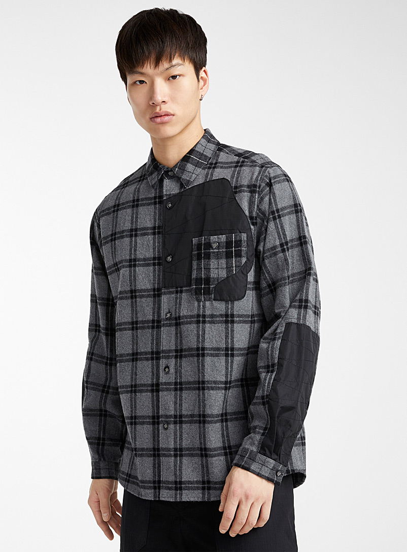 Patched shirt - White Mountaineering