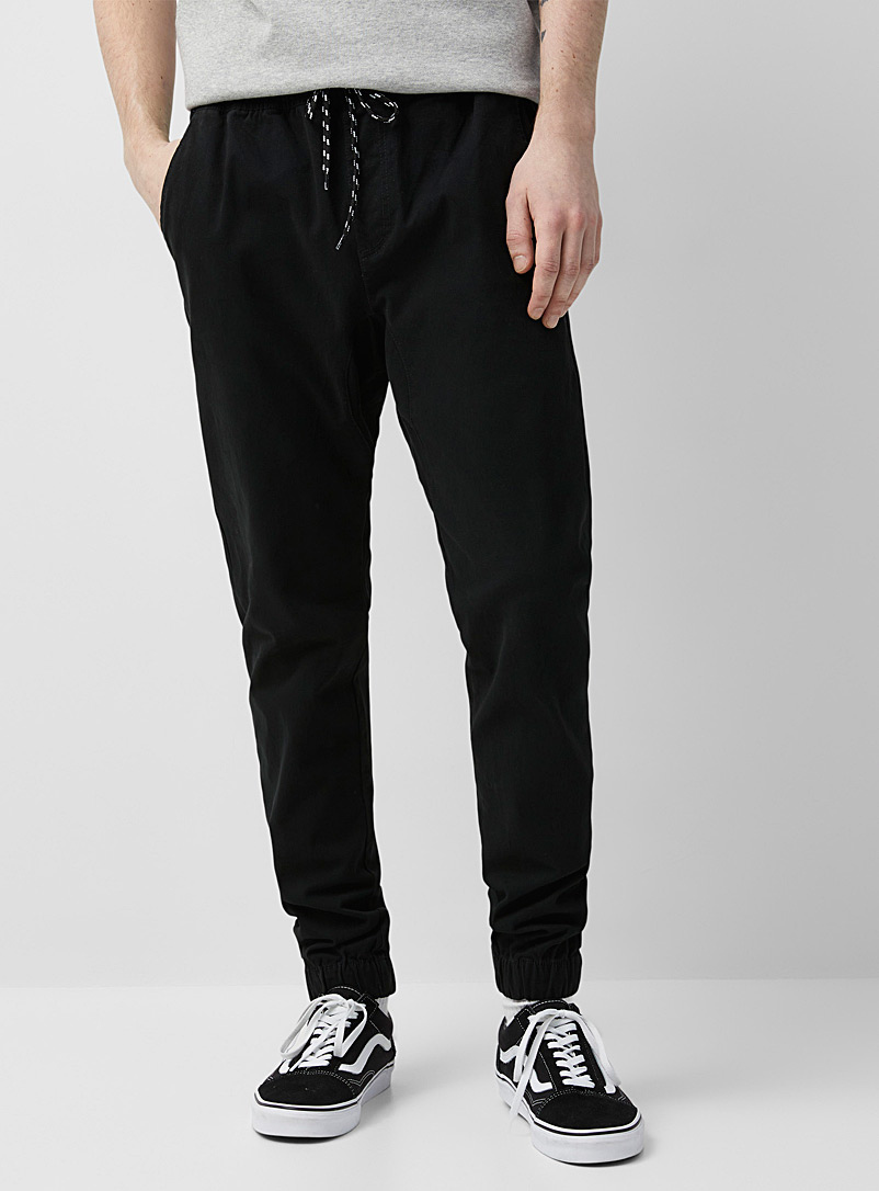 Weekend jogger - Joggers - Black