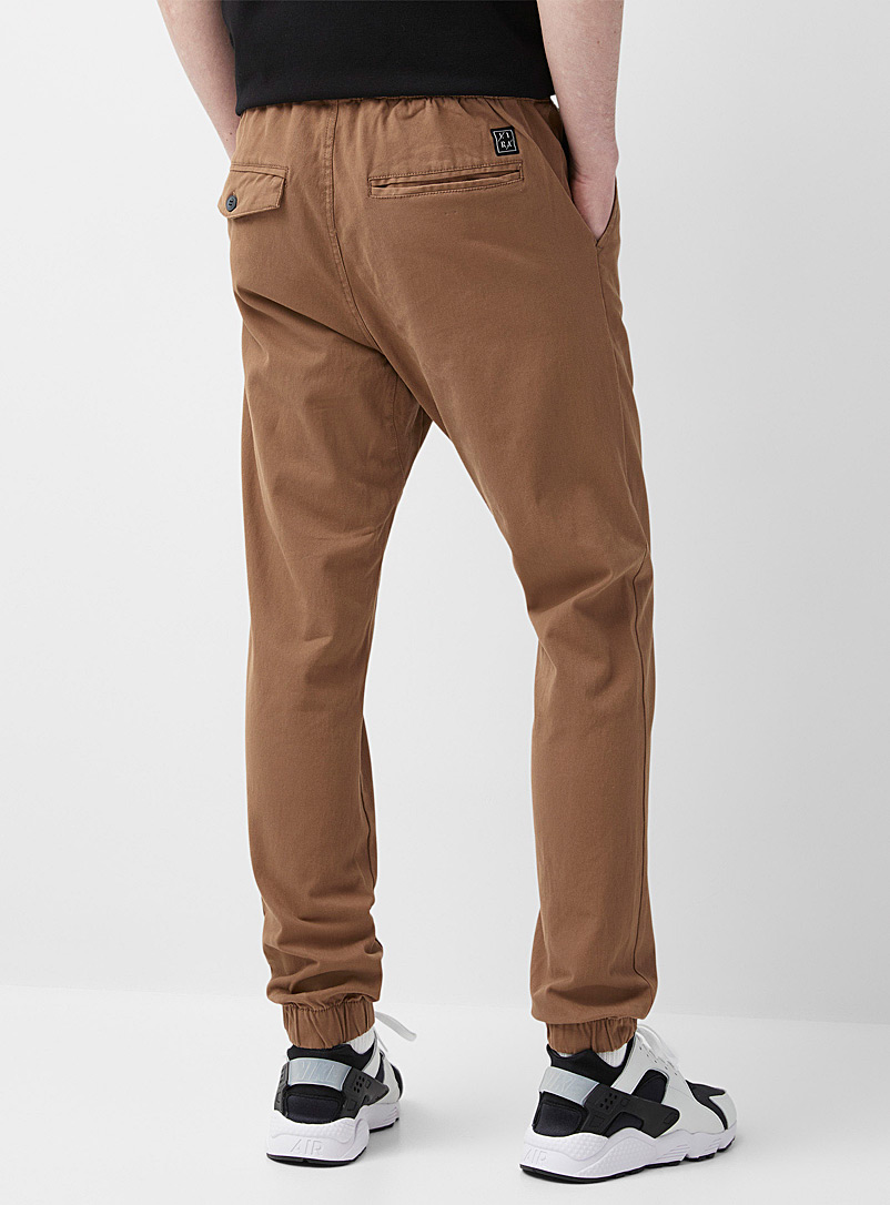 Weekend jogger - Joggers - Light Brown