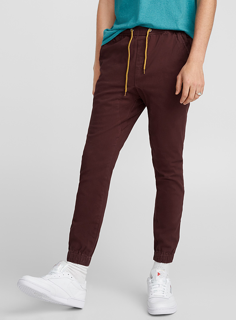 Weekend jogger - Joggers - Ruby Red