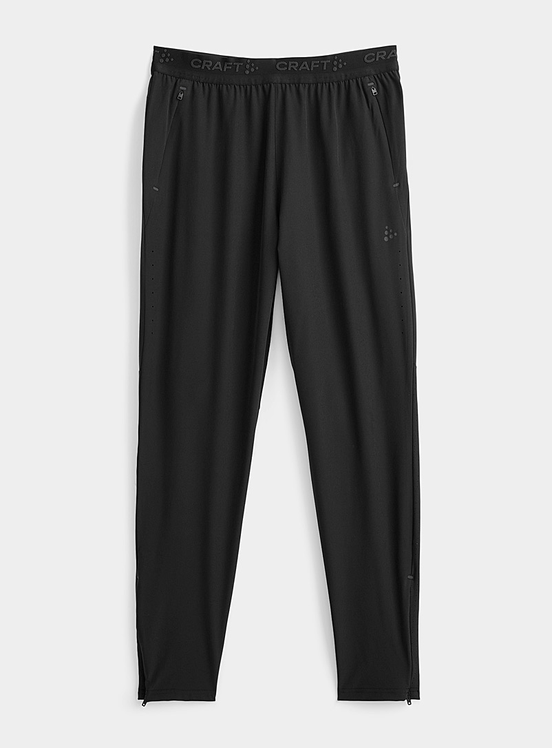 CRAFT Black ADV Charge stretch weave pant for men