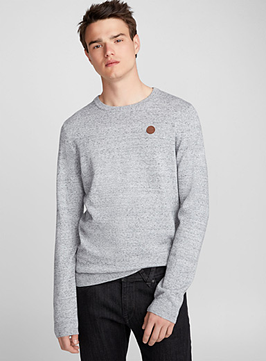 Essential heather sweater
