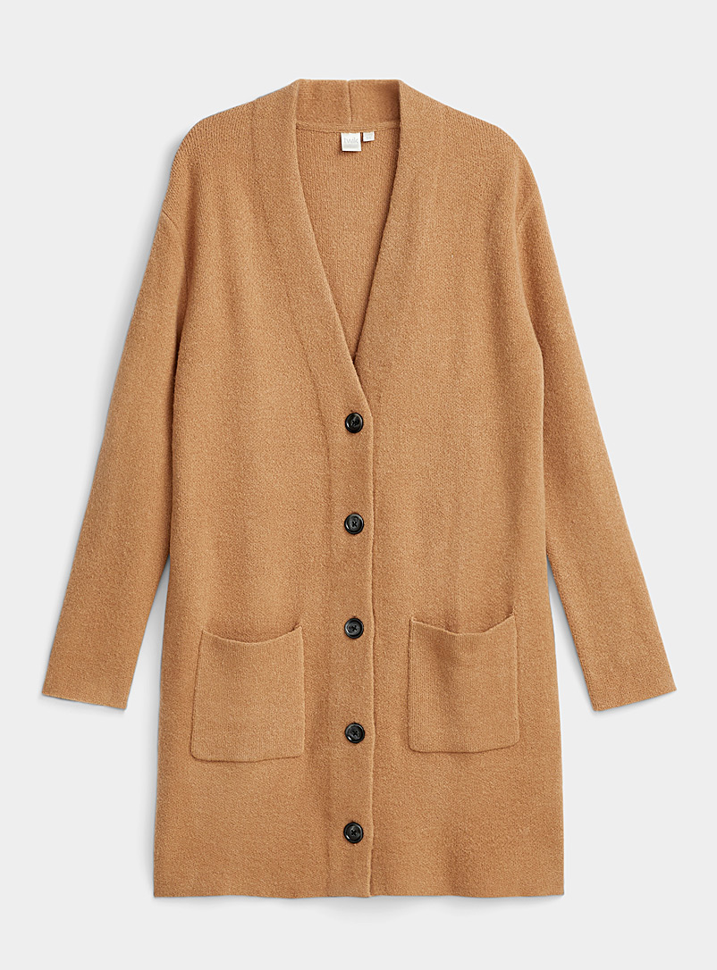 Ultra cozy buttoned cardigan