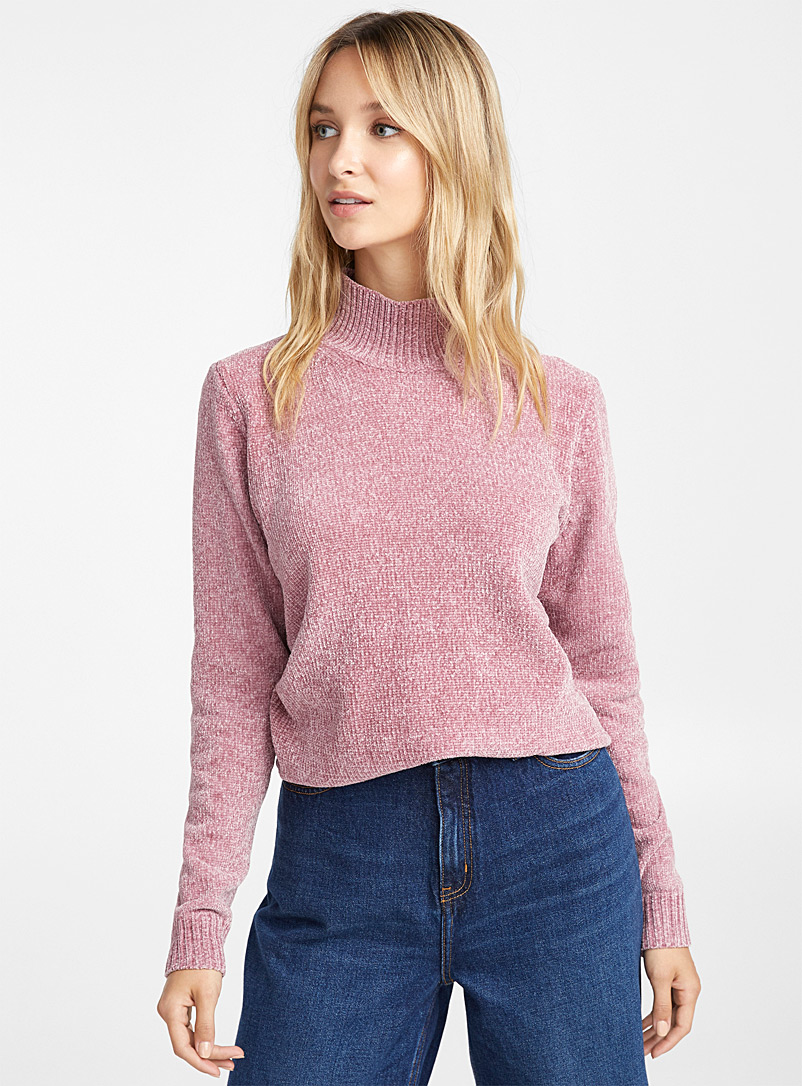 le-pull-chenille-col-montant