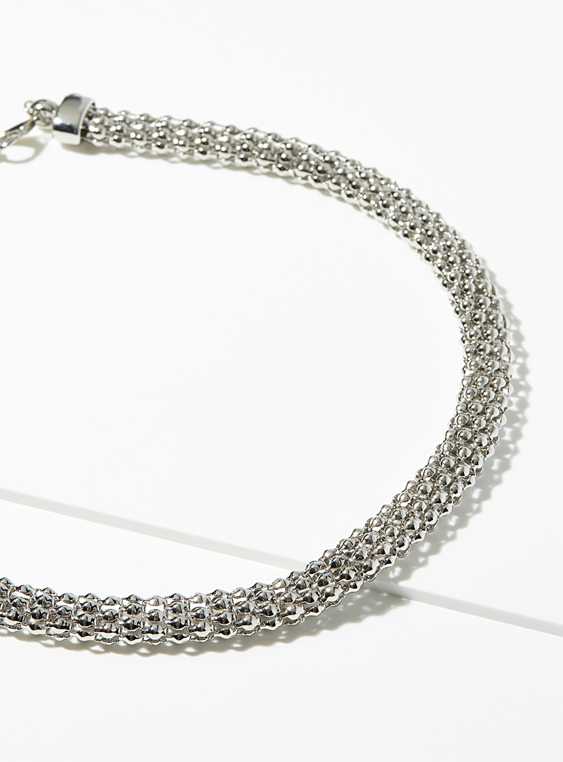 Simons Assorted Chunky chain necklace for women