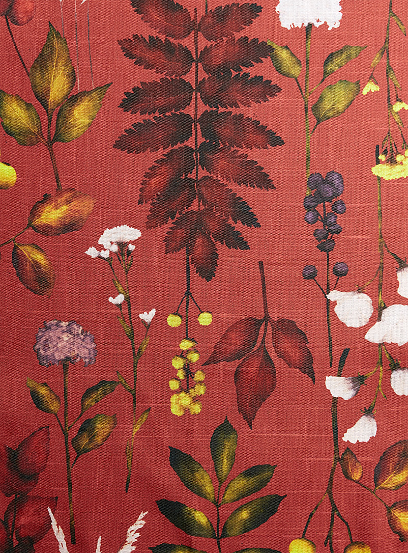 Simons Maison Assorted Autumn's riches napkin