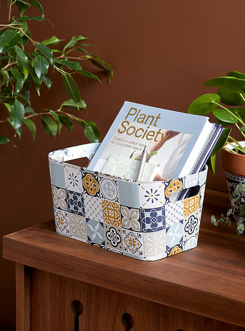 Simons Maison Assorted Nomad tile storage box