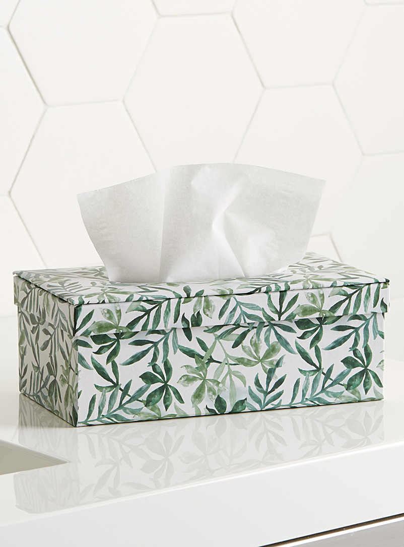 Yucca tissue box - Accessories & Wastebaskets - Assorted