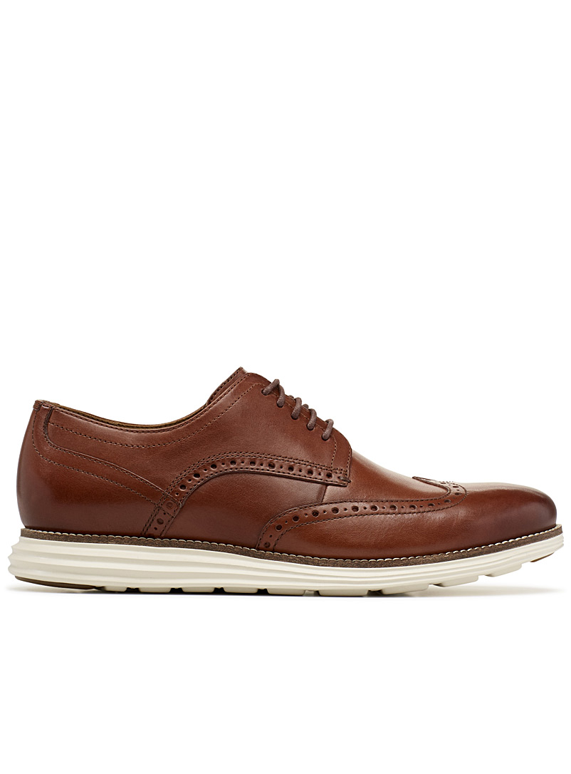 OriginalGrand Wingtip shoes